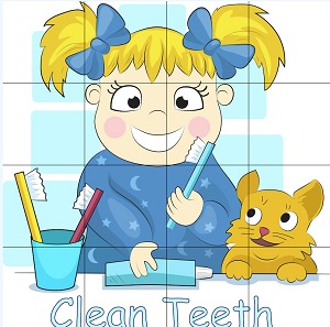 Healthy-Smile-dental-Puzzle-game