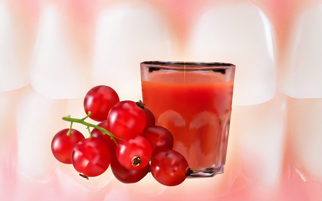 Cranberry juice can help keep tooth plaque levels normal